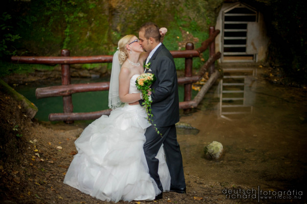 Esküvő: Nóri és Tomi