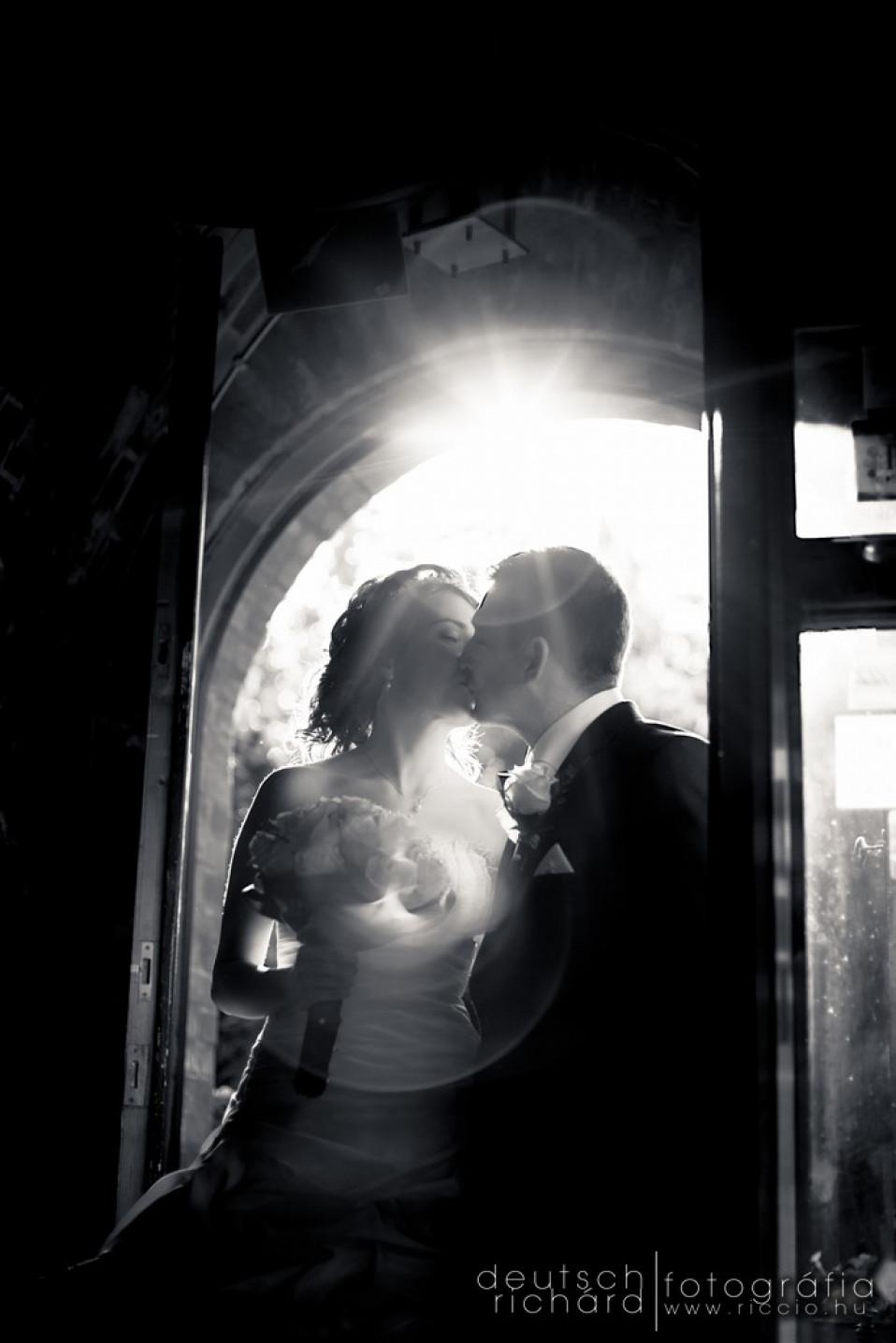 Esküvő: Betti és Géza