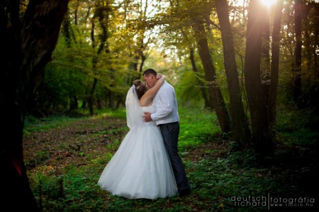 Esküvő: Niki és Krisztián