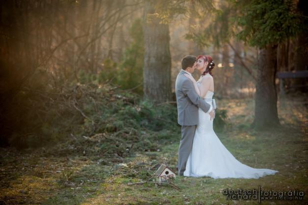 Esküvő: Eszter és Bence – Dobogókő