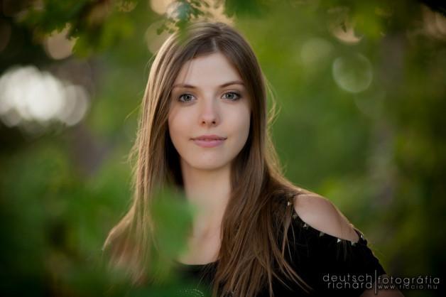 Jótékonysági portréfotózás: Alexandra