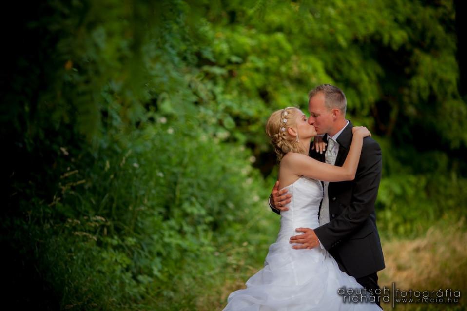 Esküvő: Anett és Achim – Kőszeg, Bükfürdő