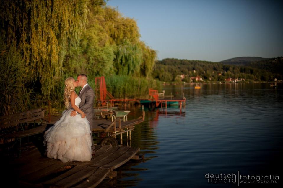 Esküvő: Csilla és Norbi – Orfű