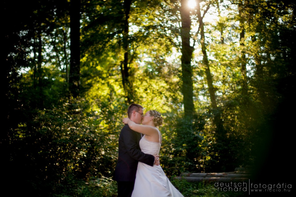 Esküvő: Ancsi és Tomi – Pécs