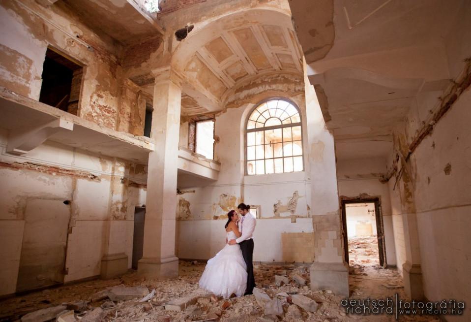 Esküvő: Judit és Ádám – Pécs