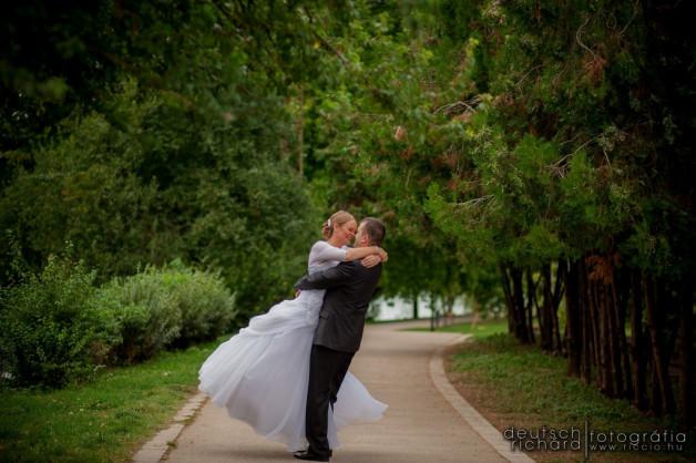 Esküvő: Márti és Máté – Bajót, Tát, Esztergom