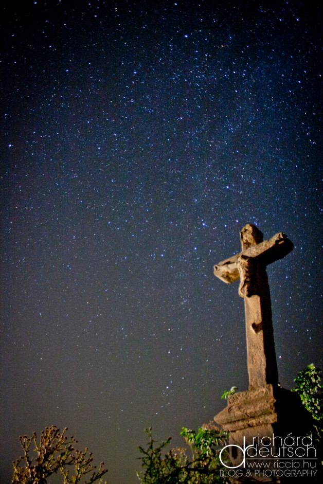 Mint égen a csillag