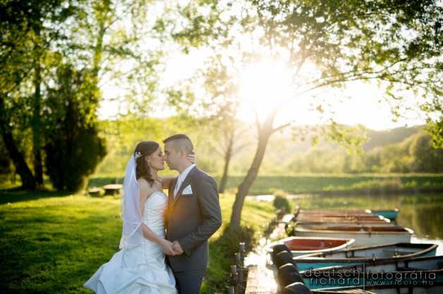 Esküvő: Kati és Tamás