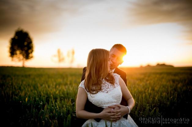 Esküvő: Kata és Ati
