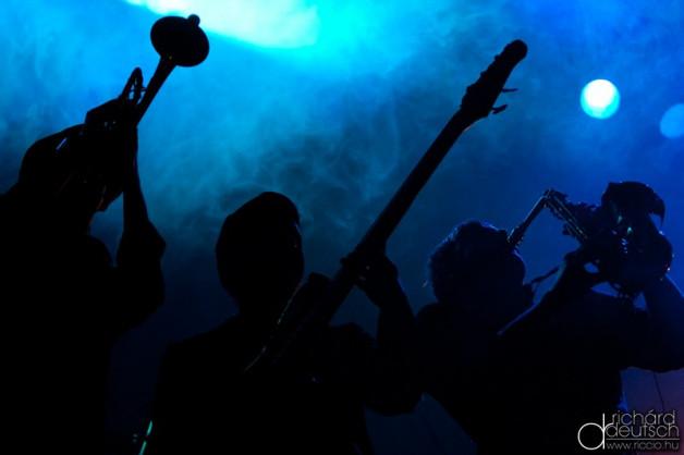 TEF 3.nap – Parov Stelar Band