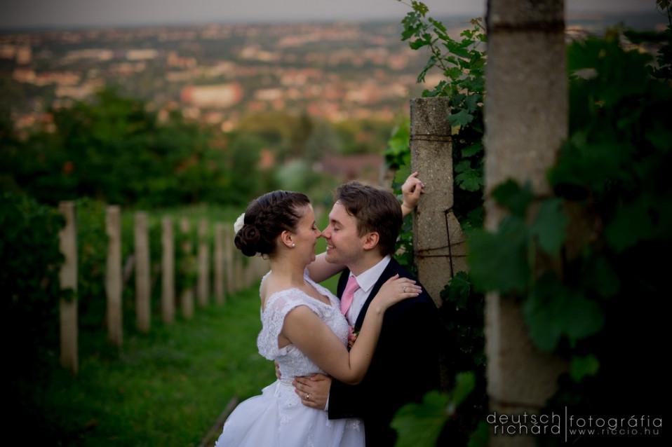 Esküvő: Vanda és Zoli