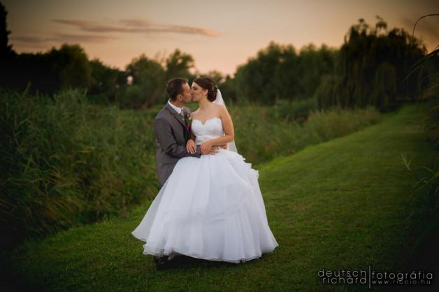 Esküvő: Andi és Zoli