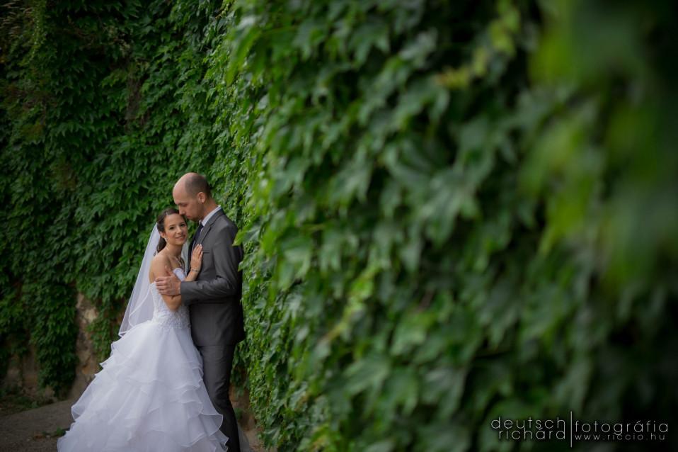 Esküvő: Évi és Tomi – Tettye Étterem, Pécs