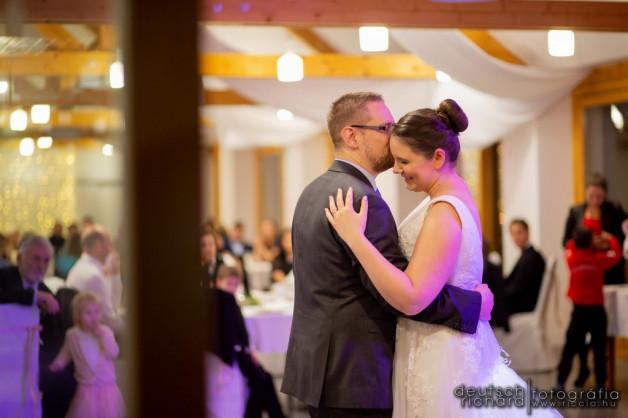 Esküvő: Orsi és István