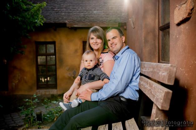 Családfotózás a Puchner Kastélyszállóban és a Reneszánsz Élménybirtokon – Bikal