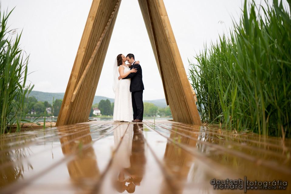 Esküvő: Ancsa és Gábor – Hotel Kikelet – Pécs