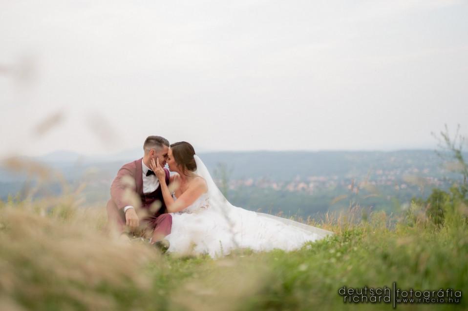 Esküvő: Dóri és Soma – Ebner Pincészet – Mozsgó