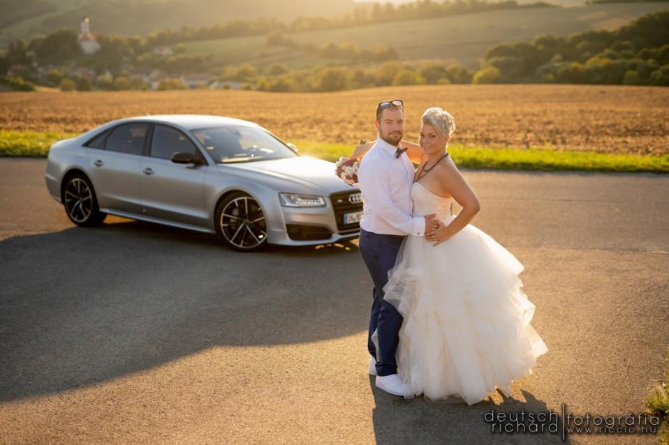 Esküvő: Niki és Dénes – Hotel Laterum – Pécs