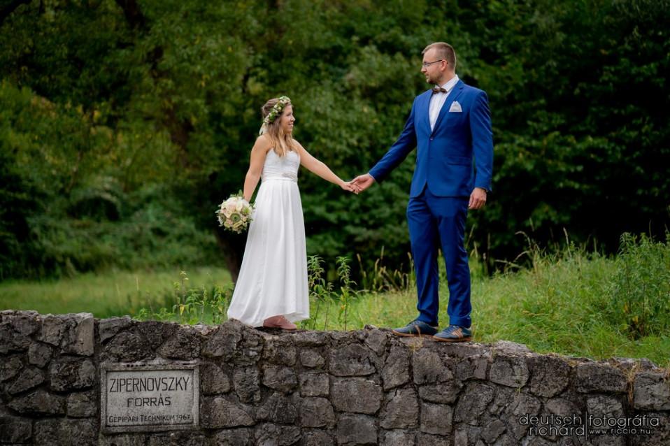 Esküvő: Adri és Peti – Ebner Pincészet – Mozsgó