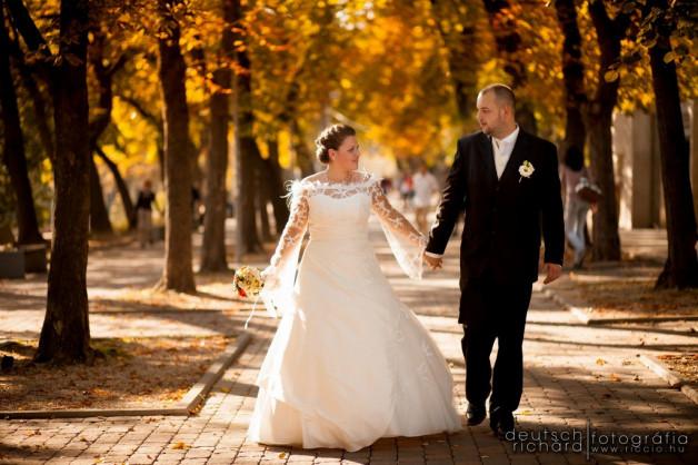 Esküvő: Teó és Árpi