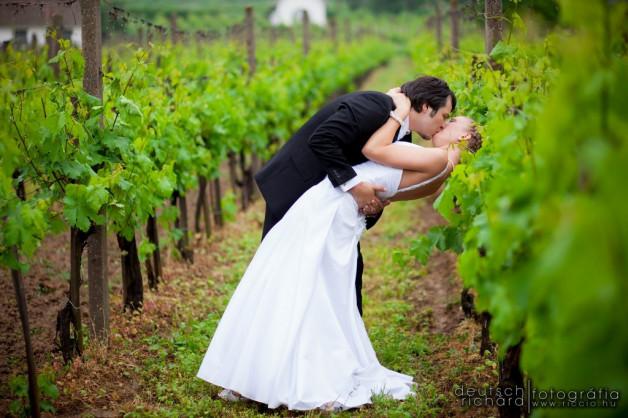 Esküvő: Eszter és Gabó