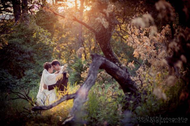 Esküvő: Noémi és Levente
