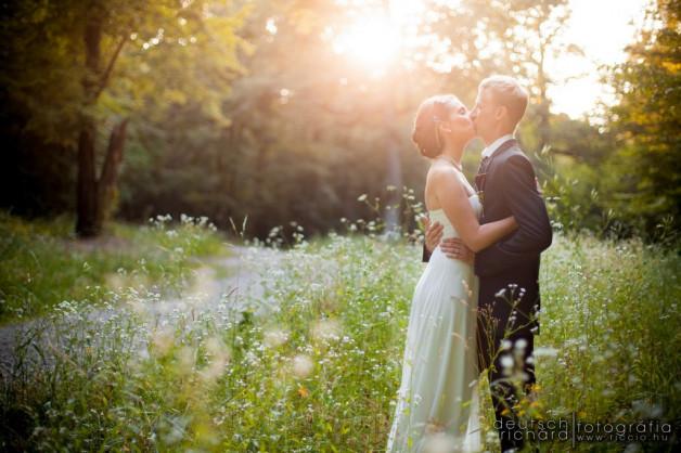 Esküvő: Niki és Csaba