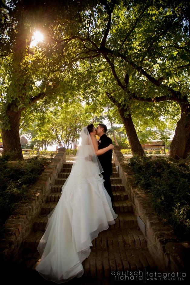 Esküvő: Timi és Tomi