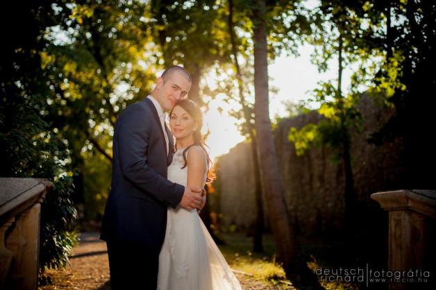 Esküvő: Heni és Dani