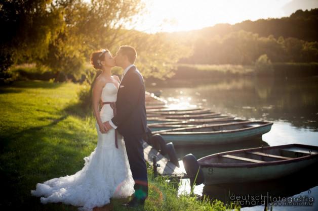 Esküvő: Évi és Olivér