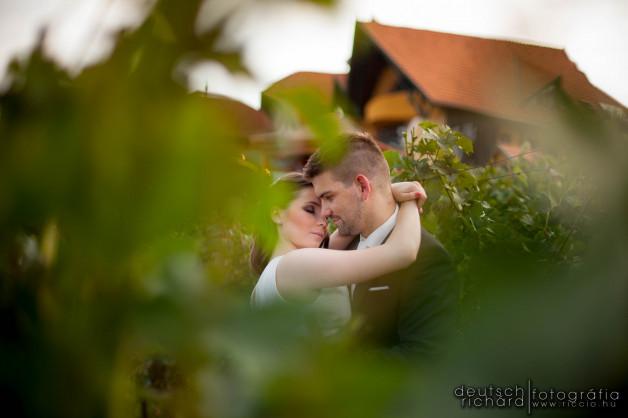 Esküvő: Gina és Tomi